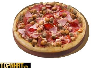 Pizza 5 loại thịt thượng hạng của Domino'S