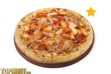 Pizza Gà Phô Mai của Domino'S