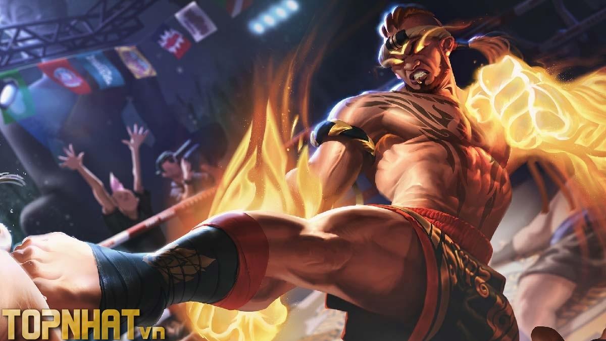 Raz Chiến Thần Muay Thái