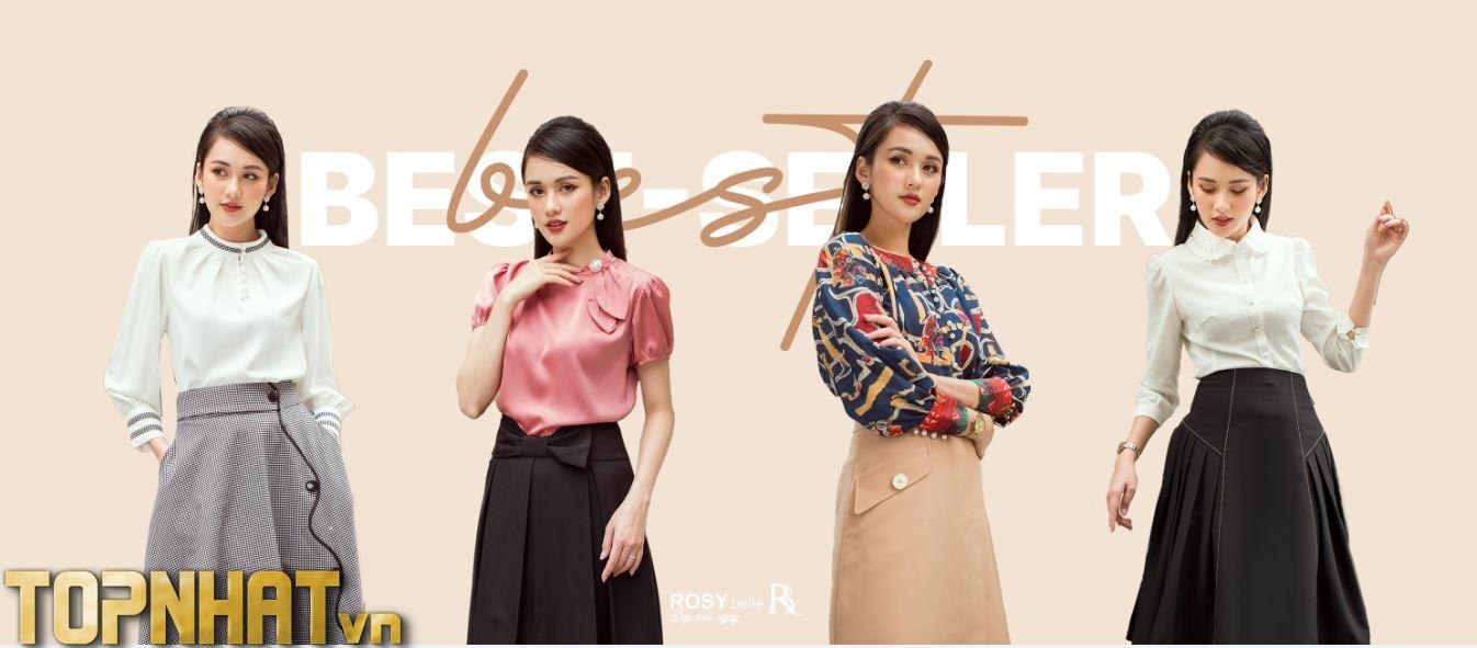 Rosy Belle thời trang công sở nữ HN