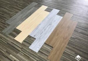Sàn nhựa giả gỗ tại Vật Liệu Nhà Xanh