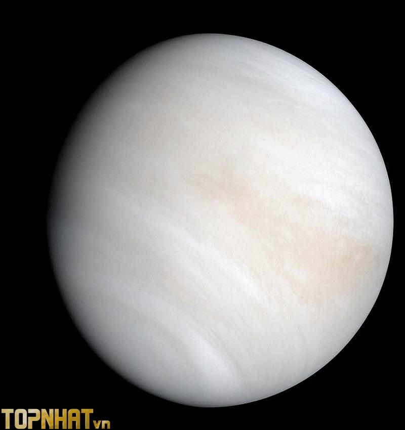 Sao Kim (Venus) là hành tinh nóng nhất trong hệ mặt trời