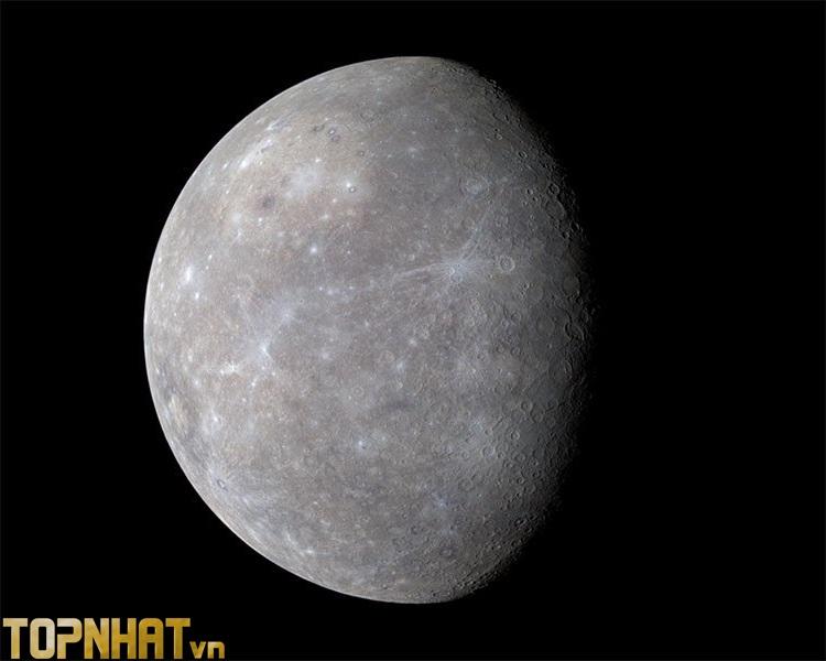 Sao Thủy - Hành tinh có rất nhiều điều thú vị