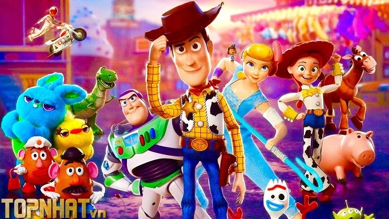 Toy Story – Câu chuyện đồ chơi (2010)
