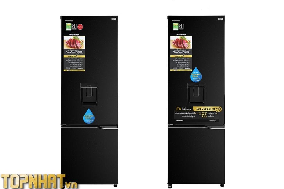 Tủ lạnh Panasonic NR-BC360WKVN