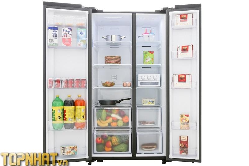 Tủ lạnh Samsung Inverter 647 lít RS62R5001B4