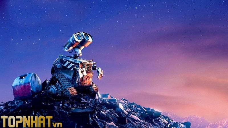 Wall- E – Rô-bốt biết yêu (2015)