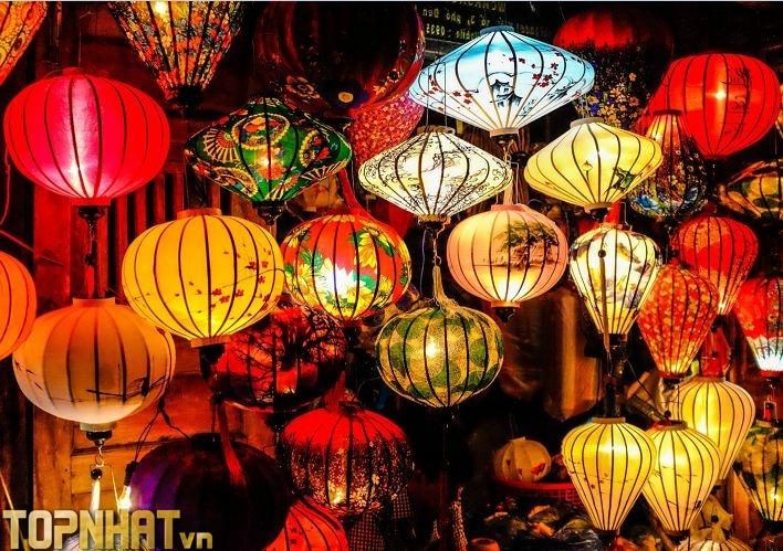 Xưởng đèn lồng A Ký cung cấp các loại đèn lồng đẹp giá rẻ