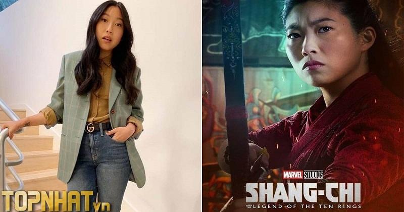 Awkwafina vai Katy trong Shangchi