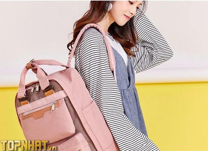 Balo đi học kiểu Hàn Quốc cho nữ tại Shop Tudu