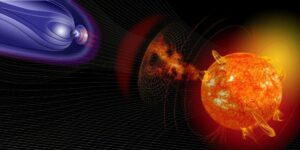 Bão Mặt Trời ảnh hưởng đến toàn bộ Hệ Mặt Trời