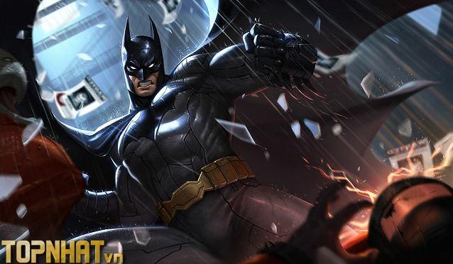 Batman Liên Quân - Sát thủ kiêm cả trợ thủ