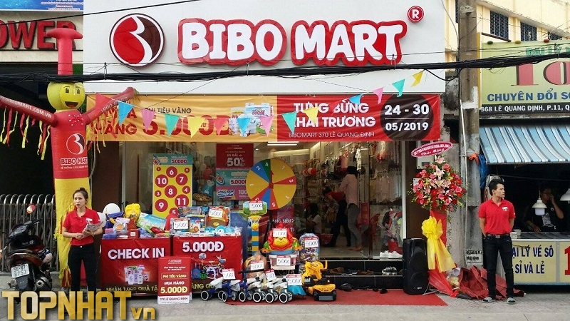 Bibo Mart là một trong những hệ thống cửa hàng dành cho mẹ và bé uy tín nhất tại Việt Nam