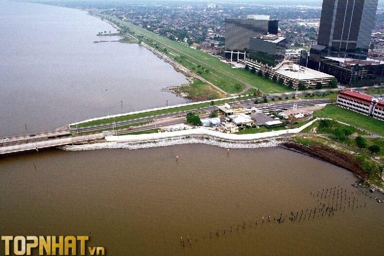 Cầu cao tốc Hồ Pontchartrain