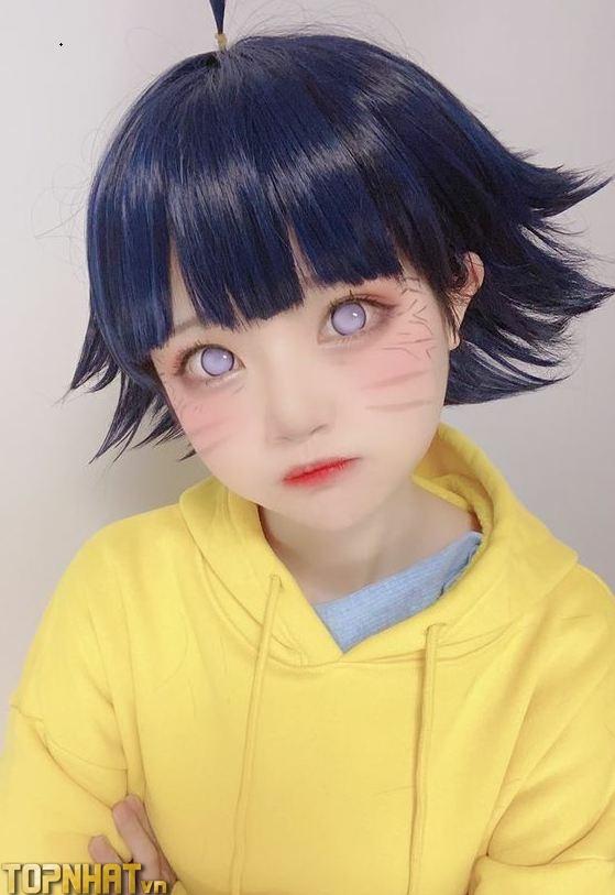 Cosplay Hinata lúc nhỏ - Ảnh 1