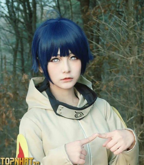Cosplay Hinata lúc nhỏ - Ảnh 2