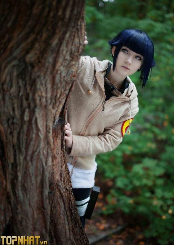 Cosplay Hinata lúc nhỏ - Ảnh 6