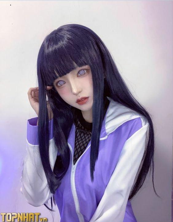 Cosplay Hinata xinh ngây ngất - Ảnh 12