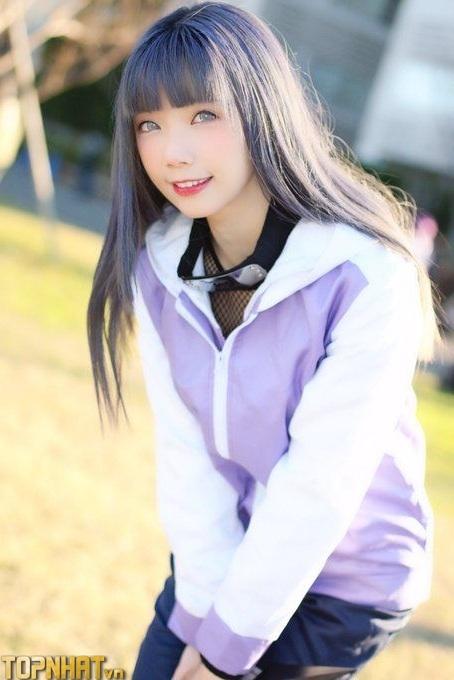 Cosplay Hinata xinh ngây ngất - Ảnh 5