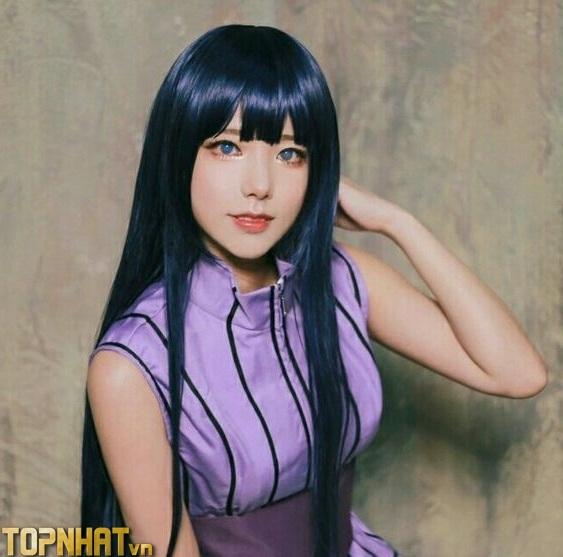 Cosplay Hinata xinh ngây ngất - Ảnh 8