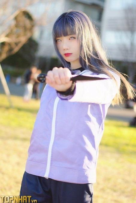 Cosplay Hinata xinh ngây ngất - Ảnh 9