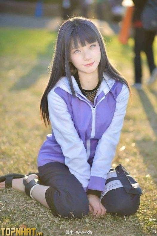 Cosplay Hinata xinh