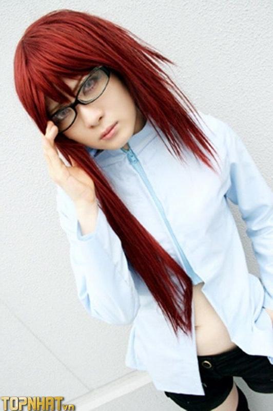 Cosplay Karin Uzumaki xinh sexy - Ảnh 8