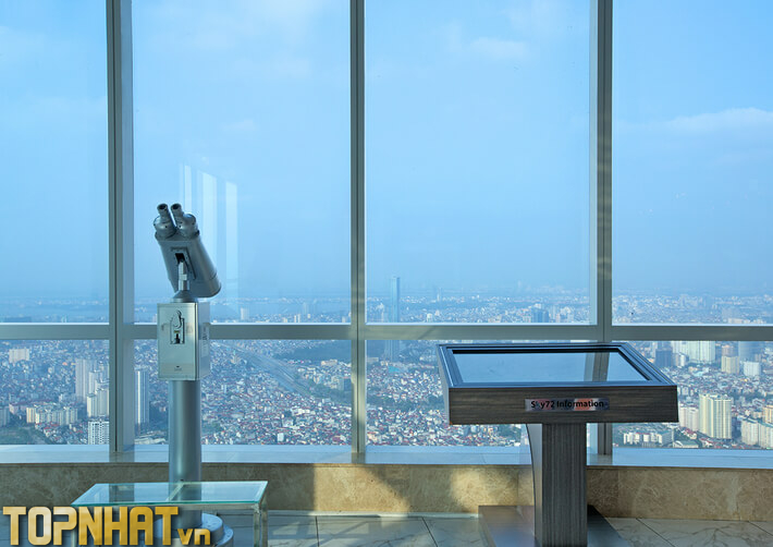 Đài quan sát Landmark Sky 72