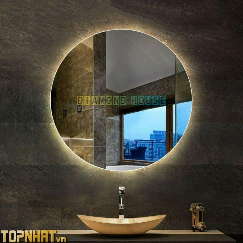 Gương đèn LED cảm ứng Diamondhouse