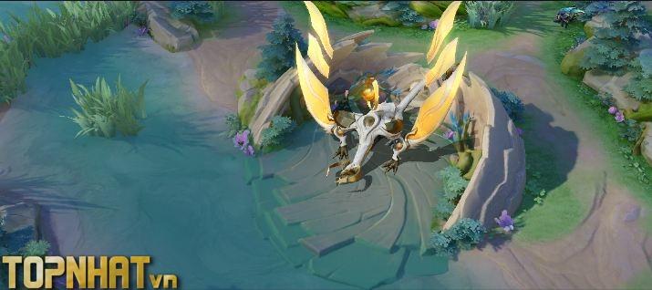 Hạ gục rồng ánh sáng II tăng sức mạnh cho team