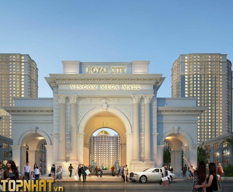 Khu vui chơi Royal City vốn là một địa điểm vui chơi ở Hà Nội được săn lùng nhiểu nhất
