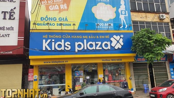Kids Plaza đã xây dựng hệ thống hơn 100 cửa hàng trên toàn quốc