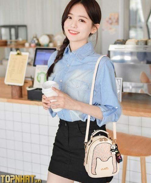 Kinh nghiệm chọn mua Balo nữ Hàn Quốc