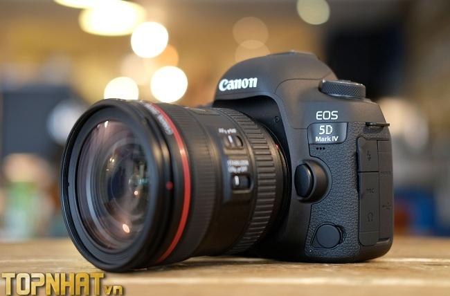 Máy ảnh Canon EOS 5D Mark IV