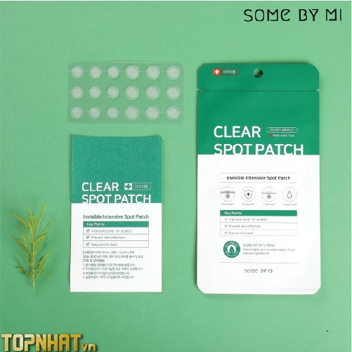 Miếng dán mụn Some By Mi Acnes Clear Patch