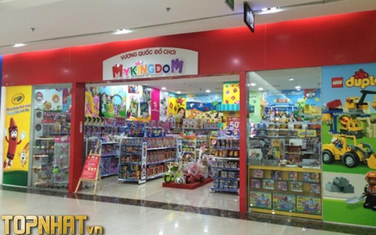 Một cửa hàng đồ chơi của Mykingdom tại Hồ chí minh