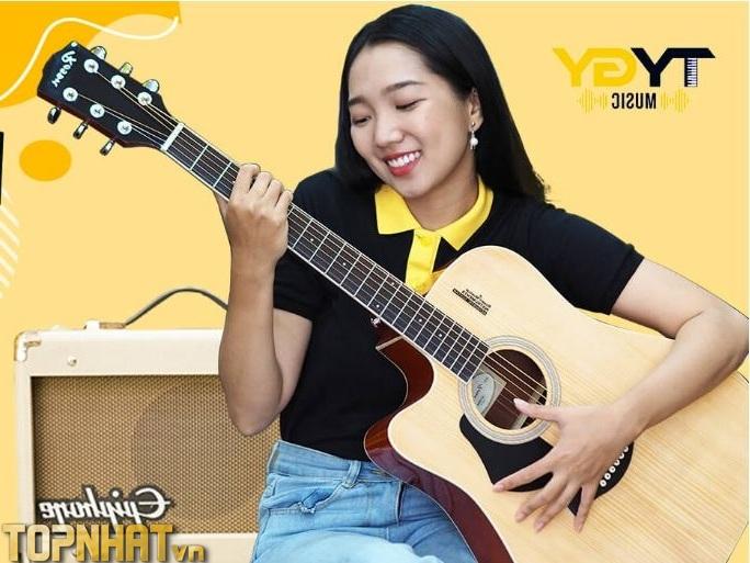 Mua Guitar tại TYGY Shop