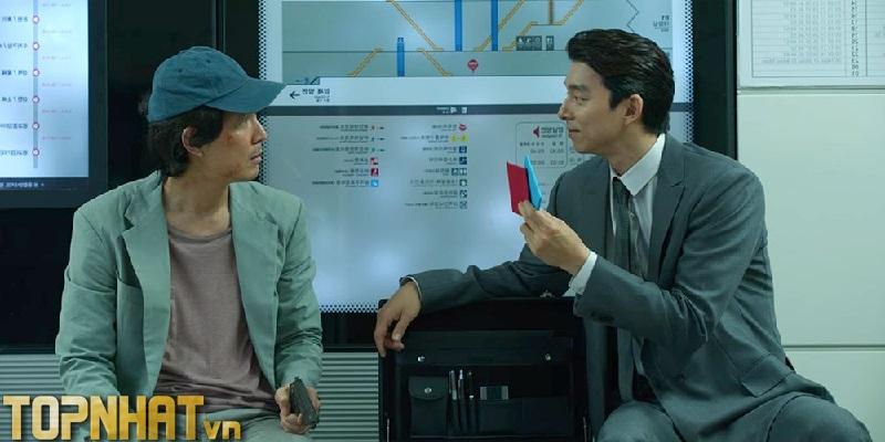 """Nhân vật """"săn đầu người"""" bí ẩn (Gong Yoo đóng)"""