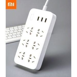 Ổ cắm điện Xiaomi Mi Power Strip 6 cổng 3 USB