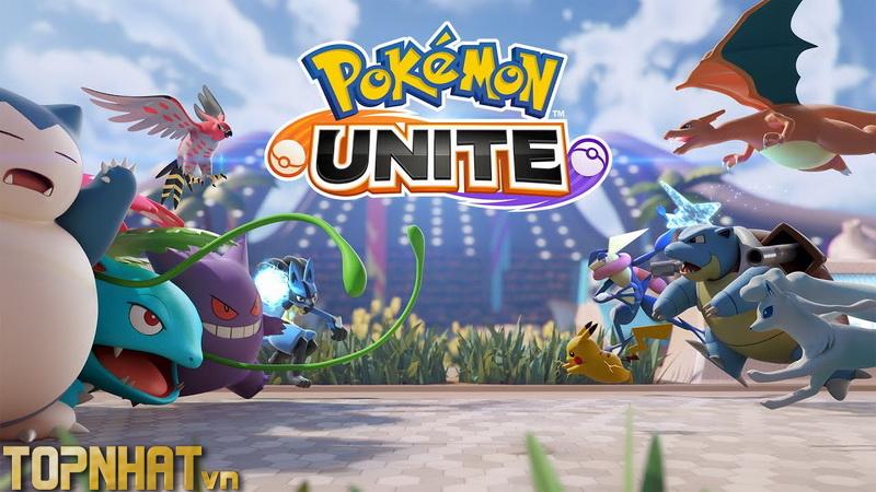Pokemon UNITE game đang HOT