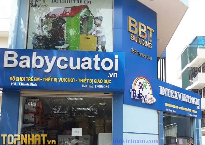 Shop đồ chơi Babycuatoi.vn 158 Thanh Bình, Mỗ Lao