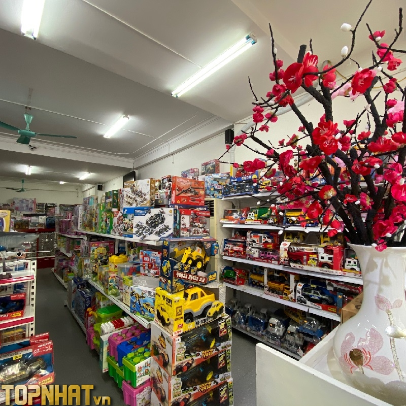 Shop đồ chơi Kidsland.vn