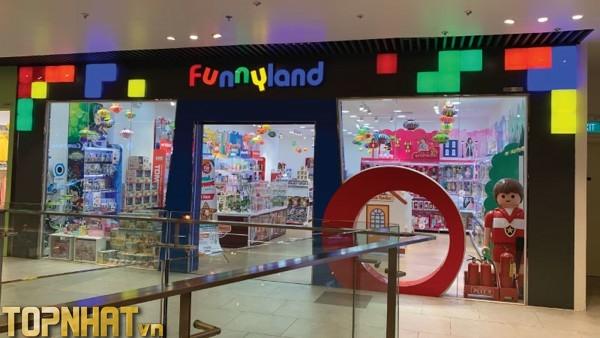 Shop đồ chơi trẻ em Hà Nội Funnyland
