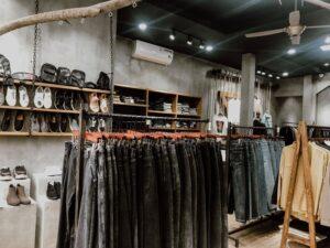 Shop quần áo DENIMST - 20 Trần Thái Tông - Cầu Giấy