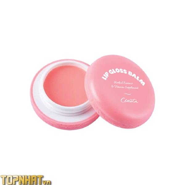 Son dưỡng môi Cénota Lip Gloss Balm