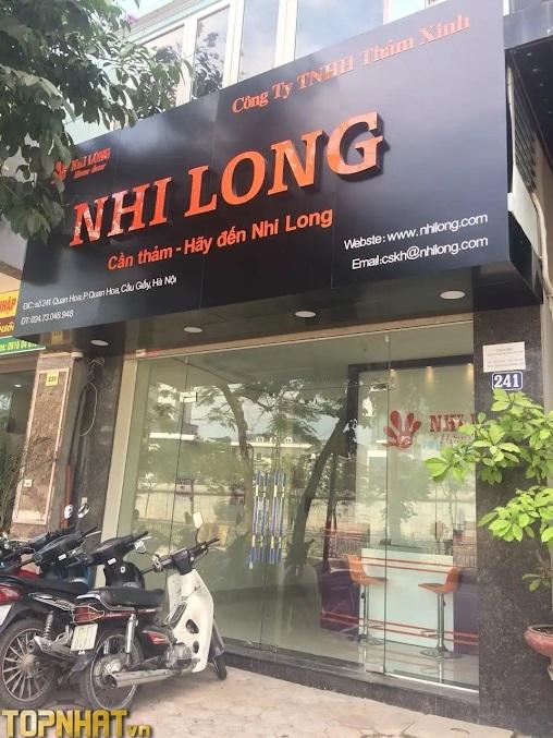 Thảm trải sàn Nhi Long Hà Nội