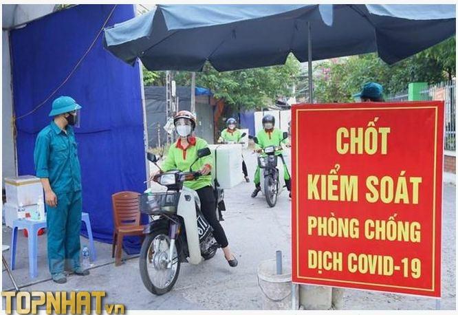 Trưa 18-09 Long Biên phát hiện ổ dịch mới (Ảnh minh họa)