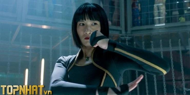 Trương Manh vai Từ Hạ Lăng