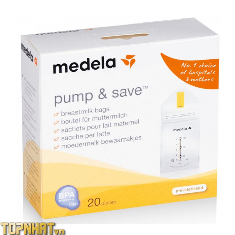 Túi đựng sữa Medela
