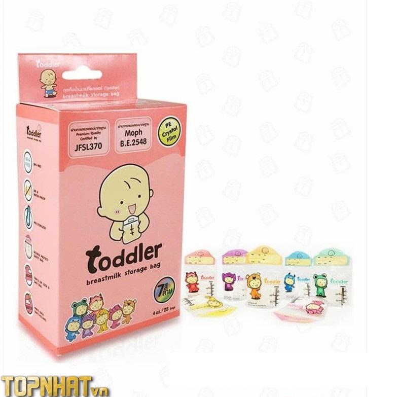 Túi trữ sữa Toddler